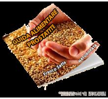 Guida alimentare per combattere la prostatite - Edizione Cartacea
