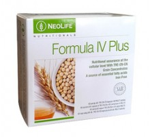FORMULA IV PLUS - 60 pz Tre-en-en + 60 pz Multi