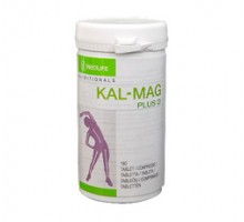 KAL-MAG PLUS D - 180 compresse