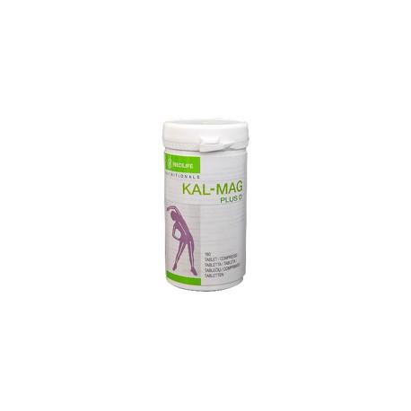 KAL-MAG PLUS D - 180 compresse