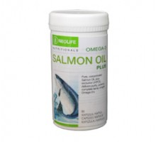 Omega-3 Salmon Oil Plus - 90 capsule