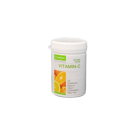 SUSTAINED RELEASE VITAMIN C -120 compresse