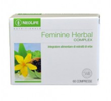 FEMININE HERBAL COMPLEX - 60 pastiglie