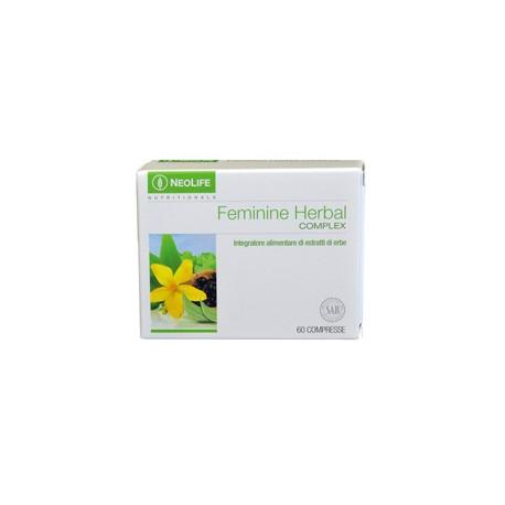 FEMININE HERBAL COMPLEX - 60 pastiglie