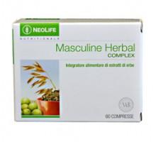 MASCULINE HERBAL COMPLEX - 60 tavolette